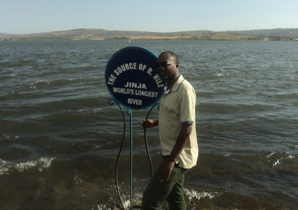 Source of the River Nile Jinja