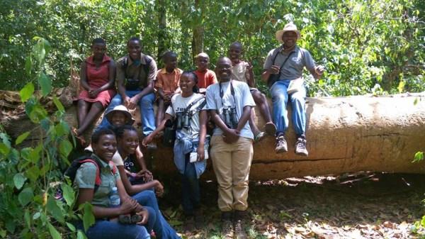 Mpanga forest 2017