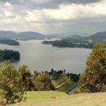 Lake bunyonyi views