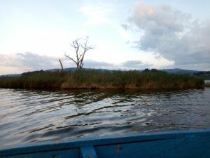 Punishment island Lake Bunyonyi